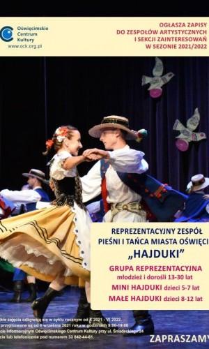 Hajduki plakat
